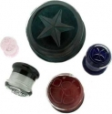 Glass 3D Plugs