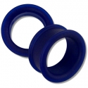 Silicone Eyelets - Cobalt <span class=