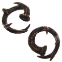Copper Antler Weights