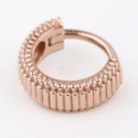 Rose Gold Double Eclipso Clicker