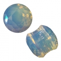 Faceted Opalite Plugs