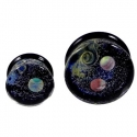 Glass Space Plugs
