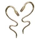 Gold Plated Snakes