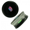 Glass Opal Plugs