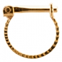 Gold Joy Septum Clicker