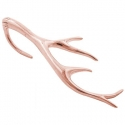 Rose Gold Antlers