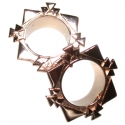 Rose Gold Tawapa Eyelets