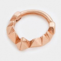 Rose Gold Pavilion Clicker
