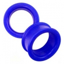 Silicone Eyelets - True Blue <span class=