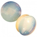 Concave Opalite Plugs