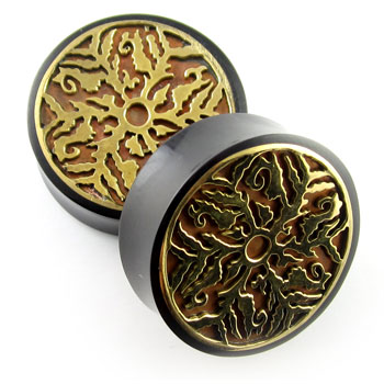 Black Horn Quintessence Plugs