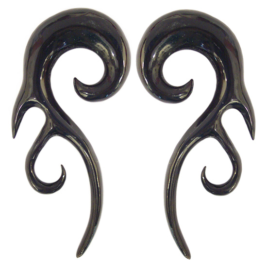 Black Horn Double Tails