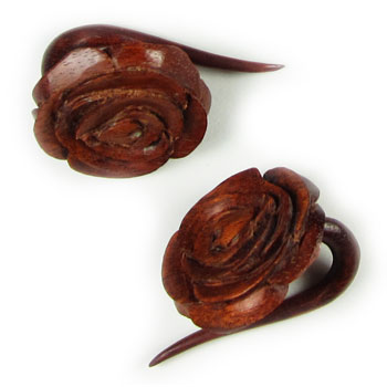 Bloodwood Hanging Roses
