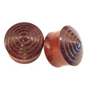 Bloodwood Conical Spirals