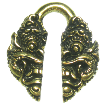 Brass Barong Weights