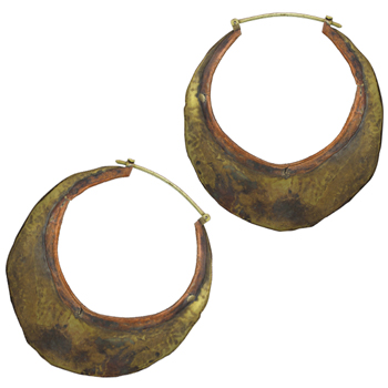 Copper and Brass Beyond Thunderdome Hoops