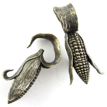 Brass Corn Weights