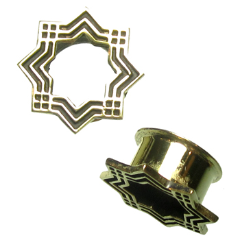 Brass Diamond Eyelets