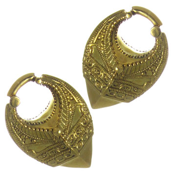 Brass Kerala Hollow Weights