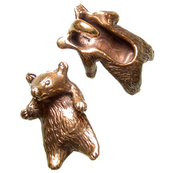 Bronze Cub Weights