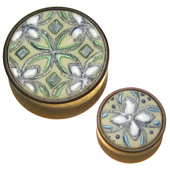 Catalox Plugs with Ceramic Inlays