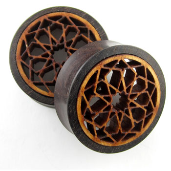Catalox Geometric Lotus Plugs