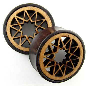 Catalox Geometric Star Plugs