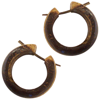 Coconut Shell Stirrups