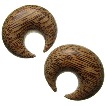 Palm Wood Crescents