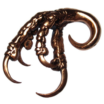 Copper Eagle Claw