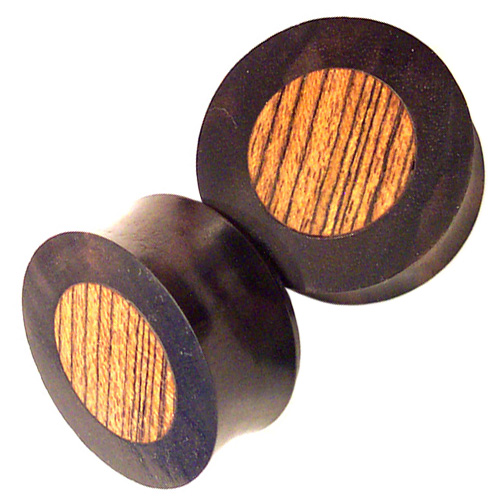 Ebony Combination Plugs