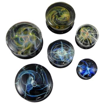 Glass Chaos Plugs