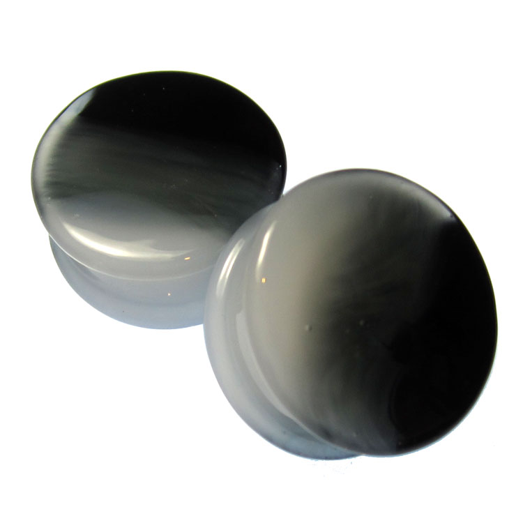 Glass Fade Plugs