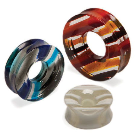 Glass Linear Eyelets