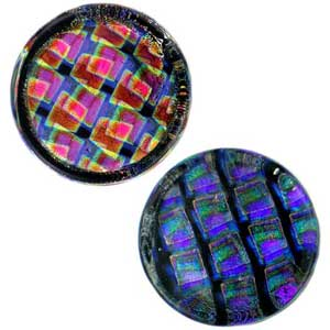 Glass Foil Square Plugs