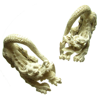 Walrus Jawbone Dragon Weights