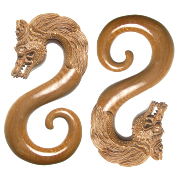 Mammoth Dragon Weights