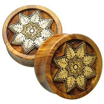 Olivewood New Flower Plugs