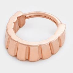 Rose Gold Niaca Clicker
