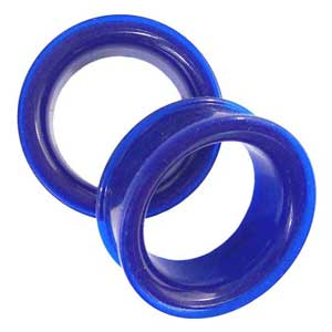 Silcone Eyelets - True Blue