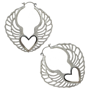Silver Plated Free Love