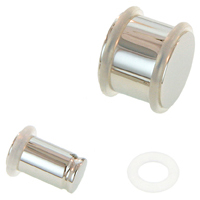Surgical Steel Plugs