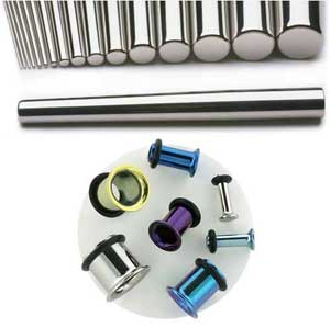 Taper Kit with Titanium Eyelets